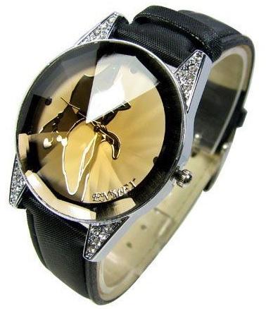 Dámské hodinky s Kočkou 1f684550b6