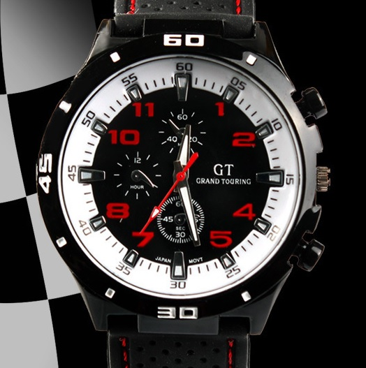 ec12007cf55 Sportovní hodinky Touring - 4 barvy